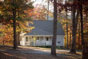 Girls getaway cabin in Mena Arkansas